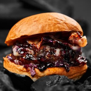 Blackberry Burger