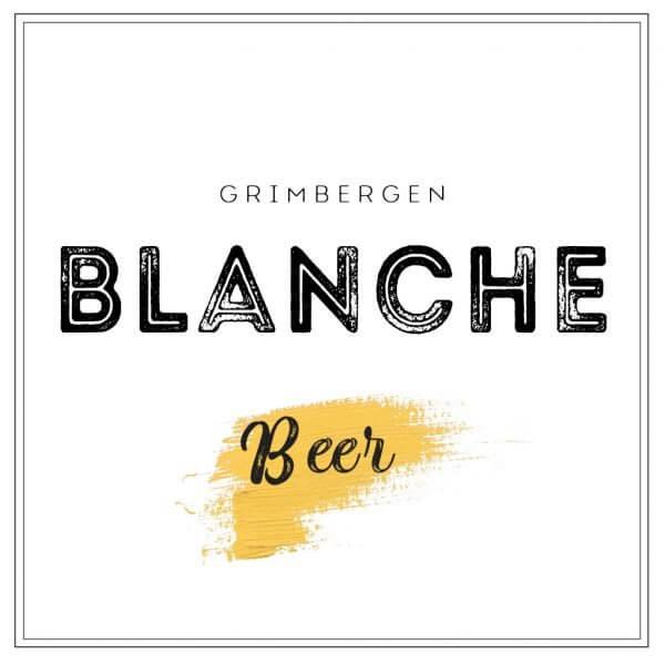 UG pivo Grimbergen blanche