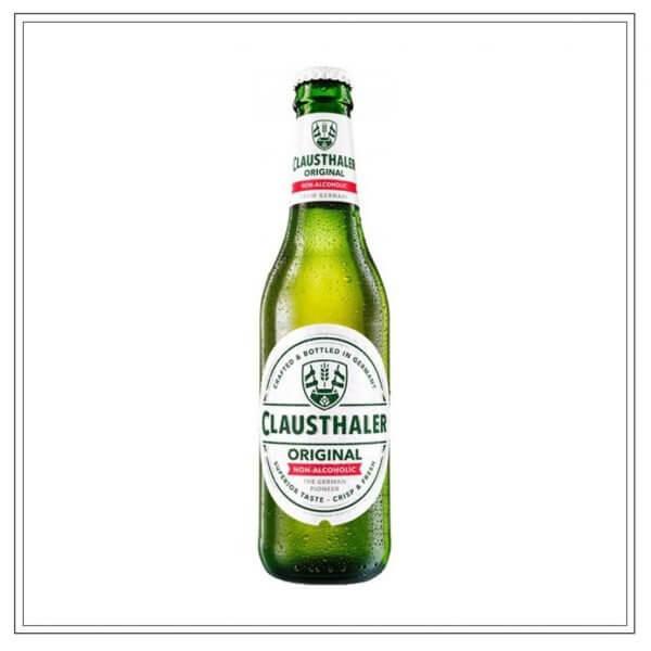 pivo Clausthaler na