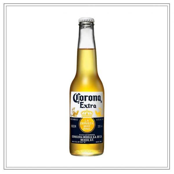 pivo Corona Extra