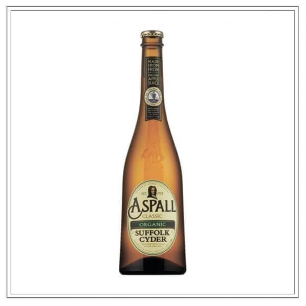 sidr Aspall classic organic